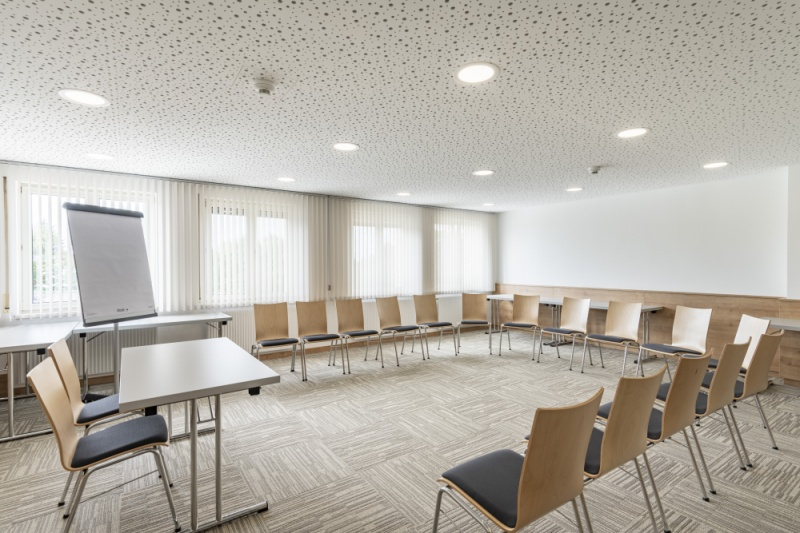 7 new conference rooms
