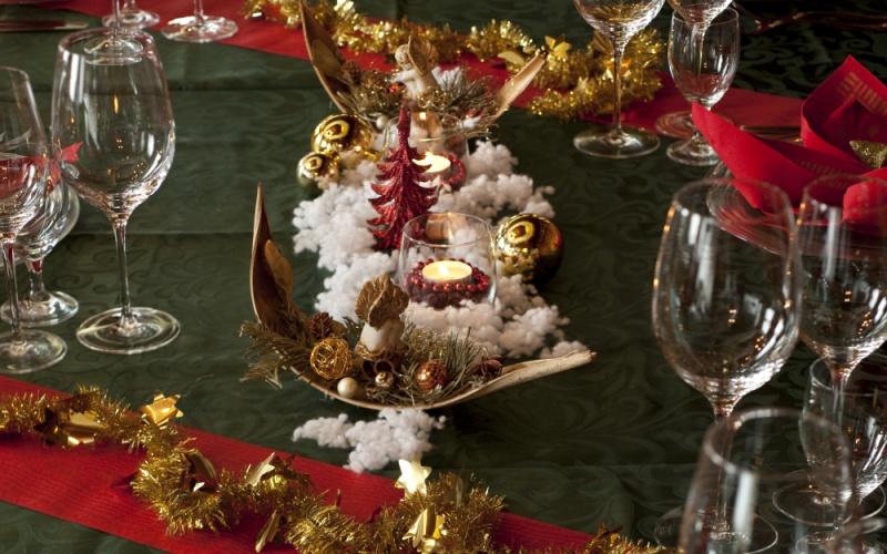 Weihnachtsfeiern-