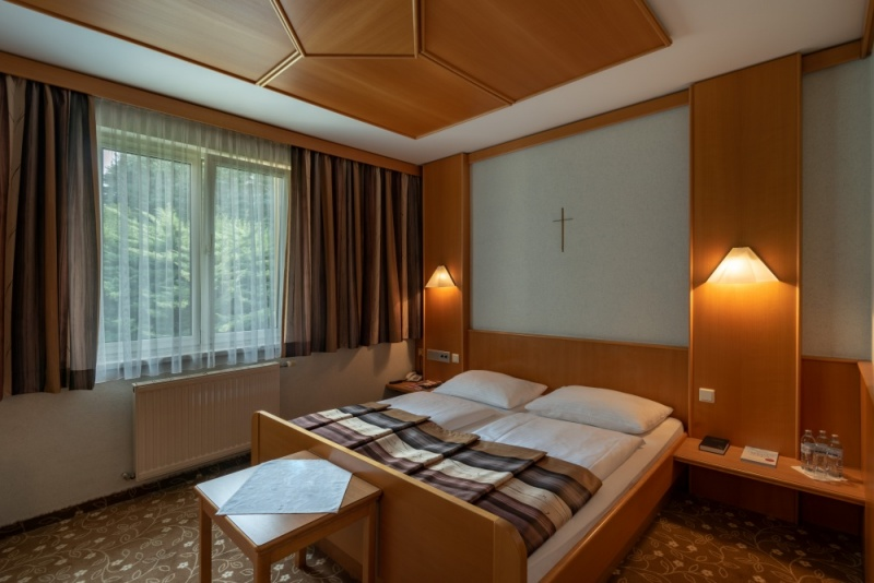Double room - timeless and cosy.-